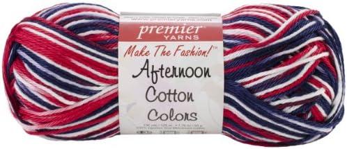 Premier Hilos Tarde algodón Multi Hilo, Americana: Amazon.es: Hogar