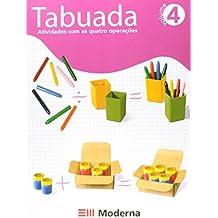 Tabuada: Atividades com as Quatro Operações. Volume 4