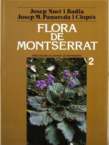 Descargar Libro Flora De Montserrat. Volum Ii Josep Nuet I Badia