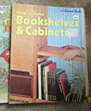 Bookshelves and Cabinets, Sunset Publishing Staff, 0376010851