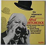 6 Sequences for Alfred Hitchcock by Jac Berrocal (1994-02-01)