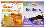 Happy Baby Organic Teethers 2 Flavor