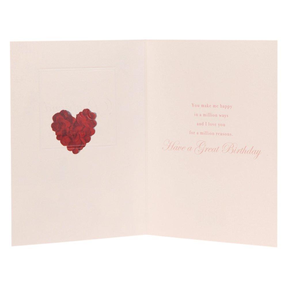 Amazon com : Boyfriend Birthday, Birthday Card : Office Products