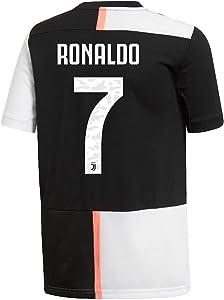 adidas Juventus Home Ronaldo 7 Jersey 2019-2020 (Official Printing) - L