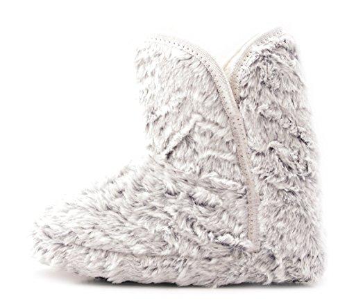Luckers Dames Ultra Zachte Vanille-ijs Slipper Boots