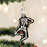 Old World Christmas Mr. Bones Glass Blown Ornament