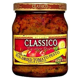 Classico Signature Recipes Sun-Dried Tomato Pesto Sauce Spread - 8.1 oz TRG