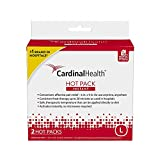 Cardinal Health 11443-012R Instant Hot Pack 48 Count Case Pack (48)