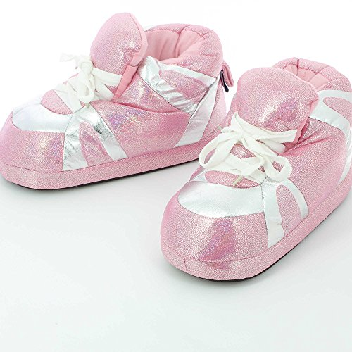 Sleeper'z - Chaussons Glossy Rose – Femme