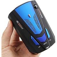 chien /électronique daffichage simple anglais et russe d/étecteur de radar de vitesse de voiture de 12V GPS Radar mobile de v/éhicule V7