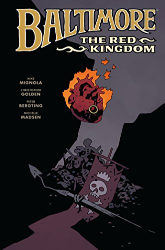 Baltimore Volume 8: The Red Kingdom]()