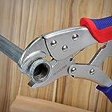 WORKPRO 3-piece Locking Pliers Set, 10-inch