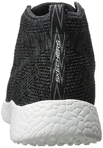 Skechers Burst - Zapatillas de deporte Mujer Negro