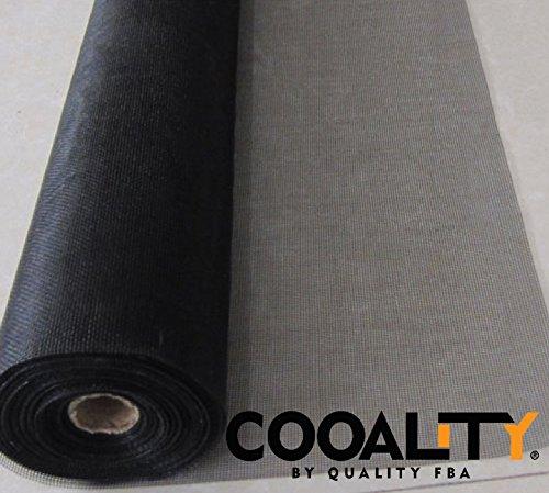 cooality-36-inch-x-100-feet-fiberglass-screen-mesh
