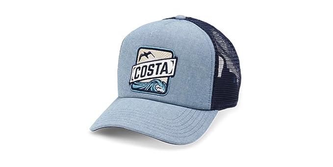 Costa Rican Blackbird Foam Front Trucker Hat f5c6858ddb0