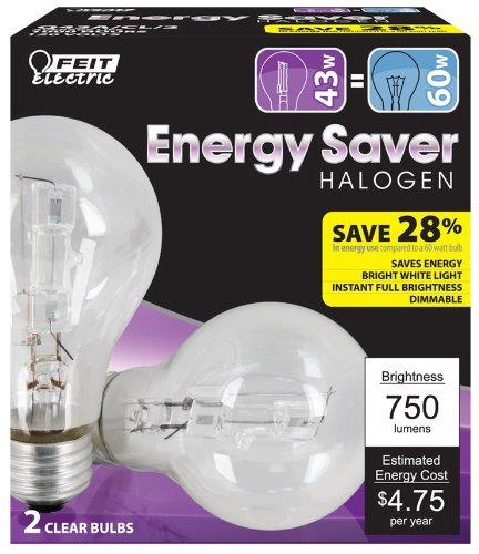 Halogen Energy Saver Lamps - 1
