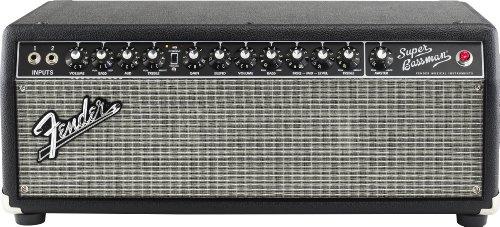 Fender Super Bassman Hd 120v Guitar Amplifier ()