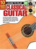 img - for 10 Easy Lessons - Classical Guitar book / textbook / text book