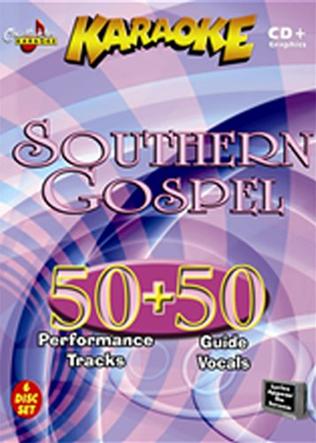 Chartbuster ESP478 Southern Gospel 6 Disc Set - 50 Songs ()
