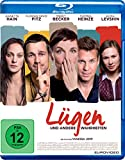 Lies and Other Truth (2014) ( Lügen und andere Wahrheiten ) ( Lies & other Truth ) [ Blu-Ray, Reg.A/B/C Import - Germany ]