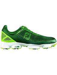 FootJoy HyperFlex Golf Shoes CLOSEOUT 2015 Green/Lime Medium 9.5