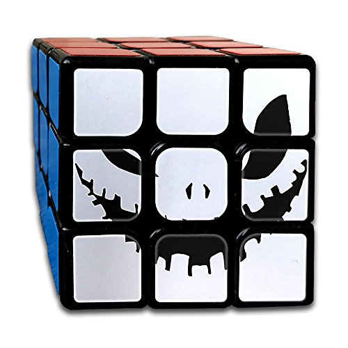 Halloween Pumpkin Mouse Rubik's Cube Game Brain Training Game Match Puzzle Toy For Kids Or Adults Speed Cube Stickerless Magic Cube