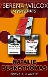The Serena Wilcox Mysteries: Books 1, 2 & 3