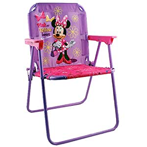 Disney minnie mouse patio chair amazonca home kitchen for Patio furniture covers amazon ca