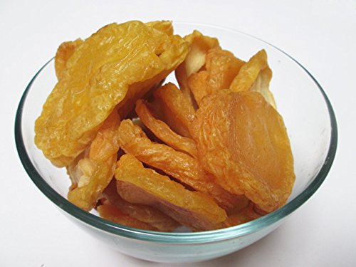 Sun Dried California Pears, No Sugar, 16 oz Bag by CandyMax