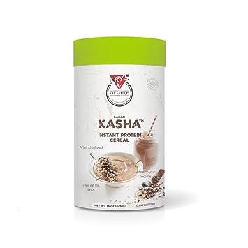 Amazon.com: Fry Kasha Cacao del cereal 400 g: Health ...