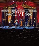 Steve Martin & The Steep Canyon Rangers Featuring Edie Brickell [Blu-ray]
