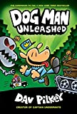 Product picture for Dog Man Unleashed: From the Creator of Captain Underpants (Dog Man #2) by Dav Pilkey