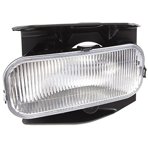 CarPartsDepot Front Bumper Lower Fog Light Lamp Left Side Fit 99-02 Ford Expedition FO2592180 Ford Expedition Lower Bumper
