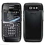 Nokia E71 Unlocked GSM Smart Cell Phone with Symbian QWERTY Keyboard GSM AT&T T-Mobile (Black)