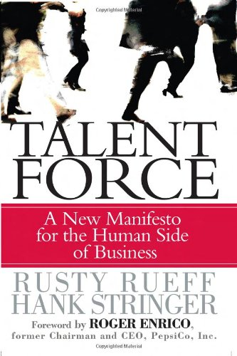 Talent Force: A New Manifesto for the Human Side of Business-cover
