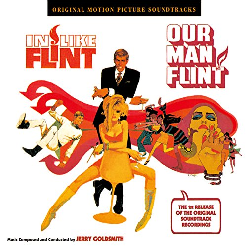 IN LIKE FLINT/OUR MAN FLINT(remaster)