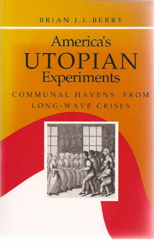 utopian communities sprouted in early america
