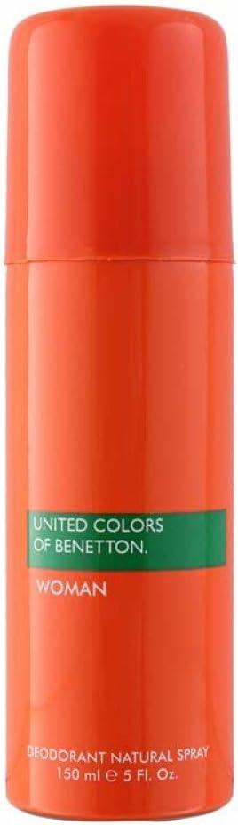 Benetton United Colors of Benetton Mujer Desodorante Vapo 150ml