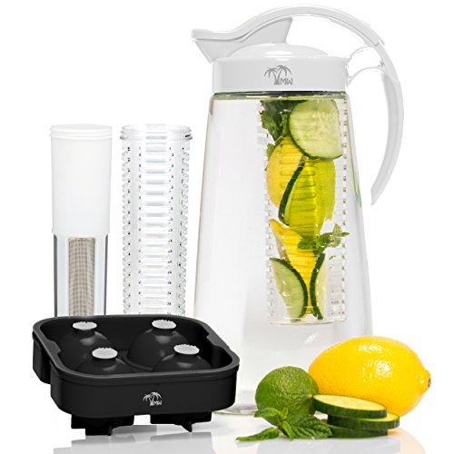 Fruit Tea Infusion Water Pitcher product image