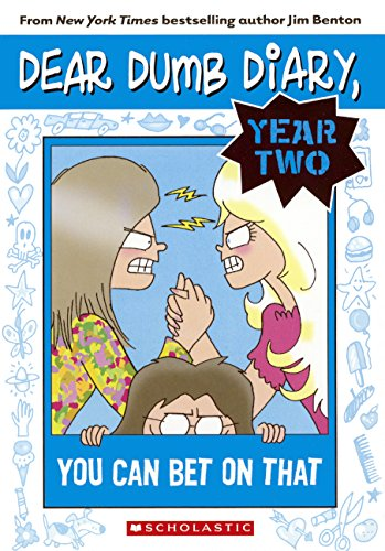 You Can Bet On That (Turtleback School & Library Binding Edition) (Dear Dumb Diary - Year Two) pdf