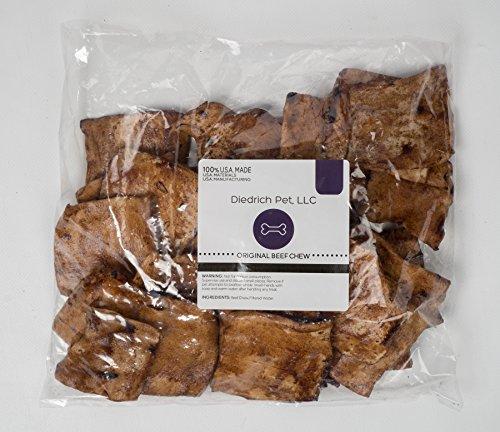 Diedrich Pet 8173 Chicken Flavored Chips Rawhide, 1Lb -