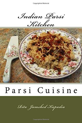 Cookbook / eBook : Indian Parsi Kitchen