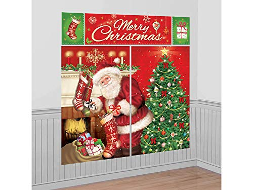 Christmas Scene Setters Decorations -