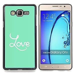 For Samsung Galaxy On7 G6000 - Camera Umbrella Headphones White /Modelo de la piel protectora de la cubierta del caso/ - Super Marley Shop -
