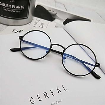 Sunyan Nouveau style antique ronde lunettes polarisantes hip-hop Boomer mâle rouge net le même type de lunettes lunettes de soleil,black box