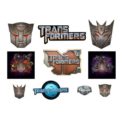 Transformers Logo Assortment