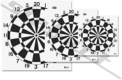 JVD Pfeilfangnetz Standard Weiss 3,2 x 5,0 m