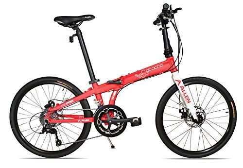 Allen Sports Aluminum Wheeled Folding product image