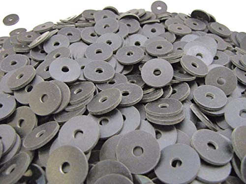 """10 Pack Neoprene Rubber Washer Spacer 9//16/"""" OD x 1//4/"""" ID x 3//16/"""" thick"""