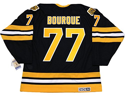 Ray Bourque Boston Bruins 1990 CCM vintage jersey (X-Large) Reebok/CCM